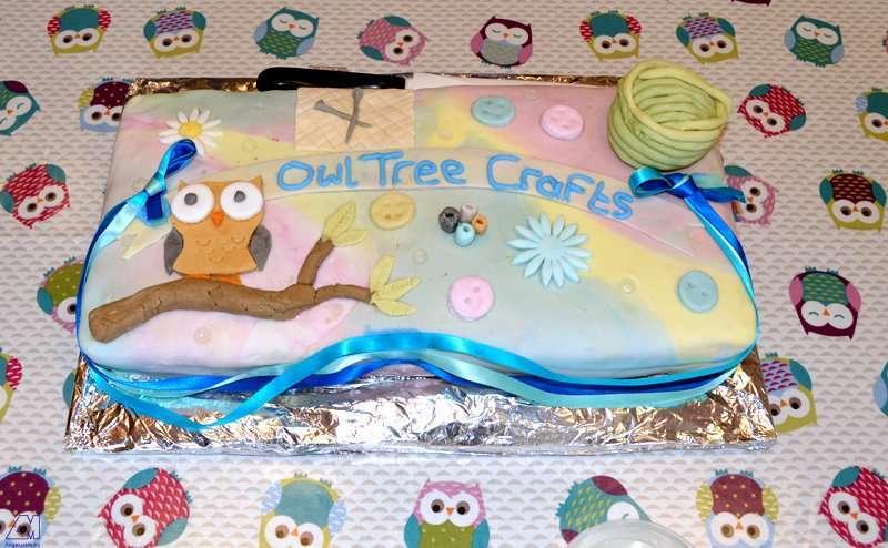 Owl Tree Crafts Grand Opening