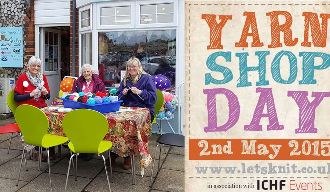 Love Your Yarn Shop Day 2015 Gallery
