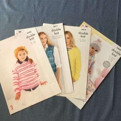 Double Knit Patterns